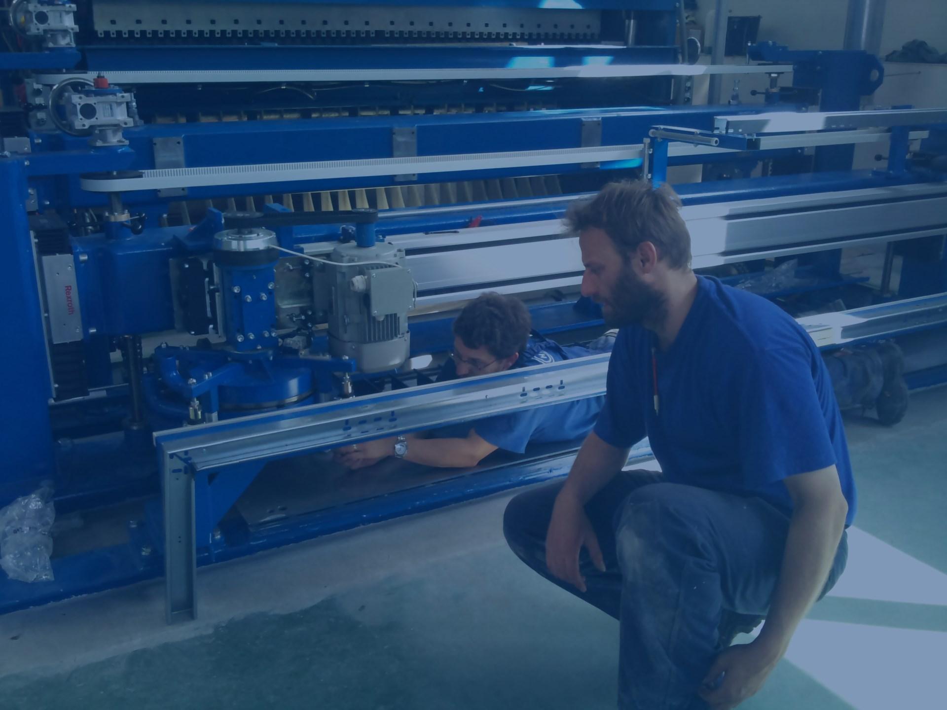 Servis a opravy hydraulických a mazacích systémů